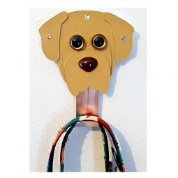 Dogue De Bordeaux Metal Rivet Leash Holder