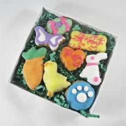 Mini 8 Piece Easter Dog Treat Assortment