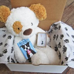 Girlfriend Pit Bull Lover Gift Box