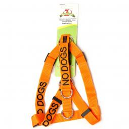 No Dogs Strap Harness