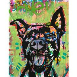 Northeast Indelible Dog Dean Russo Print