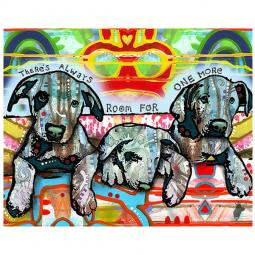 One More Indelible Dog Dean Russo Print