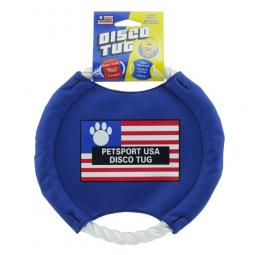 PetSport Disco Tug and Flying Disc