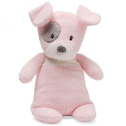 "Pink Spotto 12"" Gund Stuffed Animal"