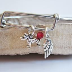Angel Wing Bangles