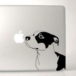 Pit Bull Large Decal