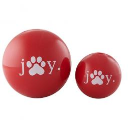Orbee Tuff Christmas Joy Dog Ball