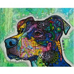 Poise Indelible Dog Dean Russo Print
