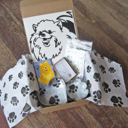 Pomeranian Lover Mini Gift Box