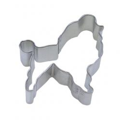 Poodle Dog Cookie Cutter