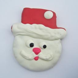 Large Santa Claus Christmas Dog Treat