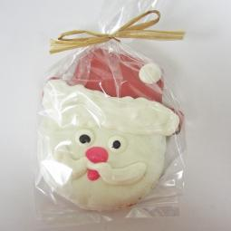 Large Santa Christmas Dog Treat