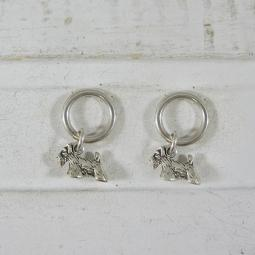 Scottish Terrier Stitch Markers