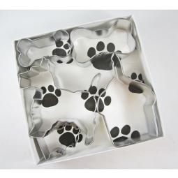 Scottish Terrier Happy Barkday Cookie Cutter Set + a Letter!