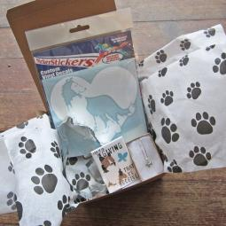 Collie Lover Mini Gift Box