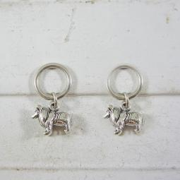 Sheltie Stitch Markers