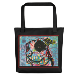 Soul Pup Indelible Dog Tote Bag