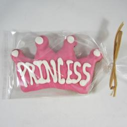 Medium Princess Crown Dog Treat