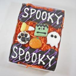 Spooky Halloween Dog Treat Assortment
