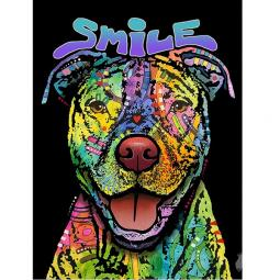 That Smile Indelible Dog Dean Russo Print