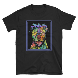 That Smile Indelible Dog T-Shirt