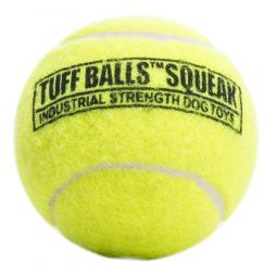 PetSport Tuff Squeaker Tennis Ball