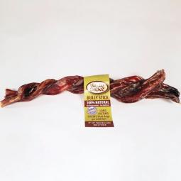 "Twisted Cane Bully Stick Chew 9""-10"" - ONLY 1 LEFT"