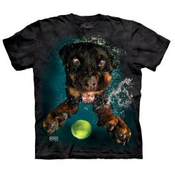 Underwater Mylo Dog Seth Casteel Unisex T-Shirt - LAST ONE