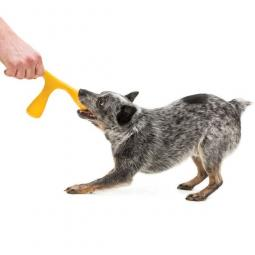 West Paw Wox Tug and Toss Dog Toy