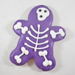 XL Skeleton Halloween Dog Treat