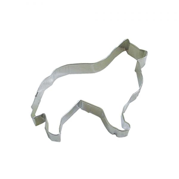 Collie Dog Cookie Cutter