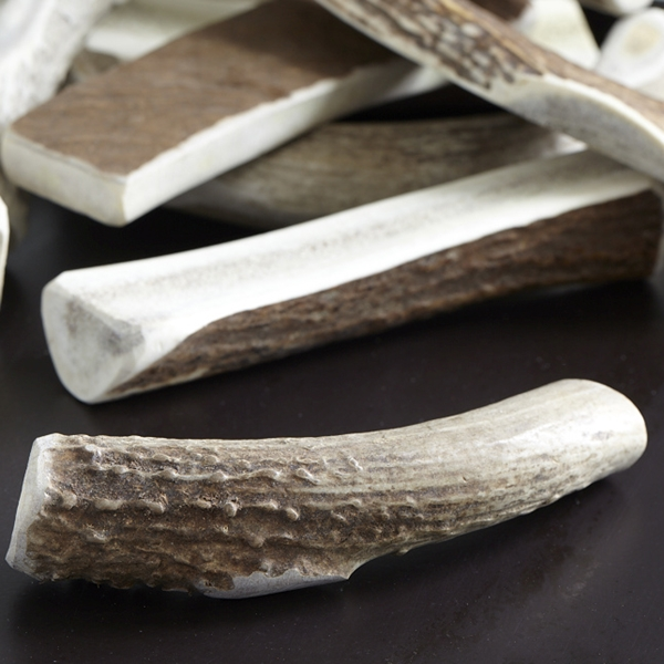 Split Elk Antler Chew for Dogs Sizes XS-XL