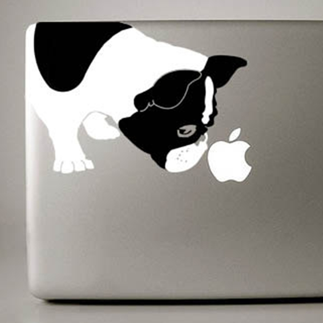 French Bulldog Large Decal