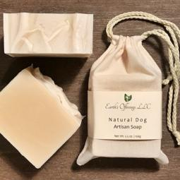 Earths Offerings Natural Dog Soap