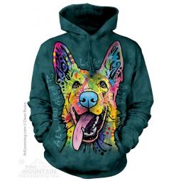 Love German Shepherd Dean Russo Unisex Hoodie - Discontinued