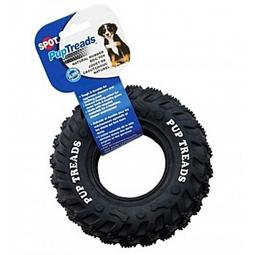 Pup Treads Tire Dog Toy